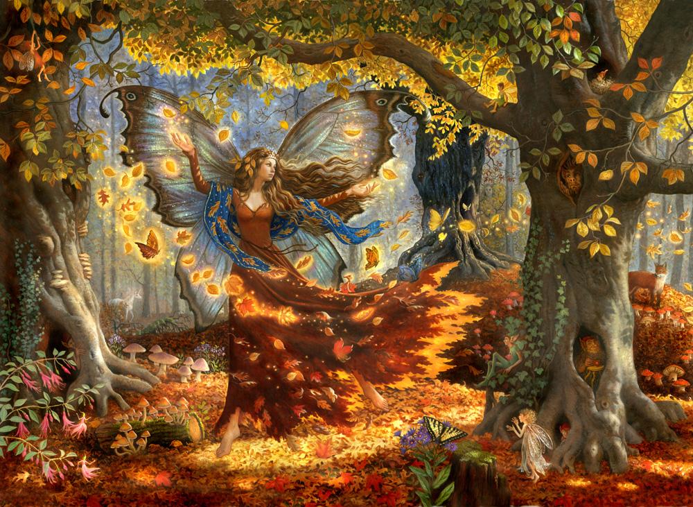 Бабочки сказочные рисунки