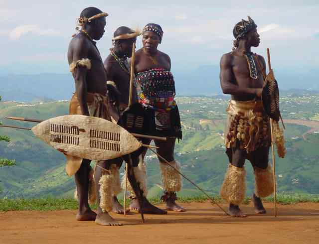 The tribe of tribes of South Africa